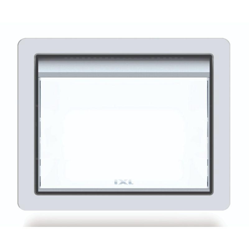 Luminate Ceiling Heat Module Silver