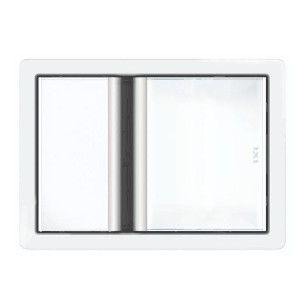 Luminate Single 3 in 1 Bathroom Heater White