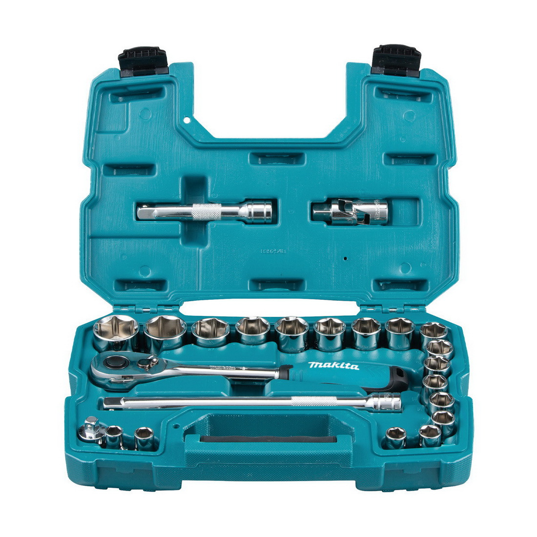 1/2in 23 Pieces Ratchet & Socket Set