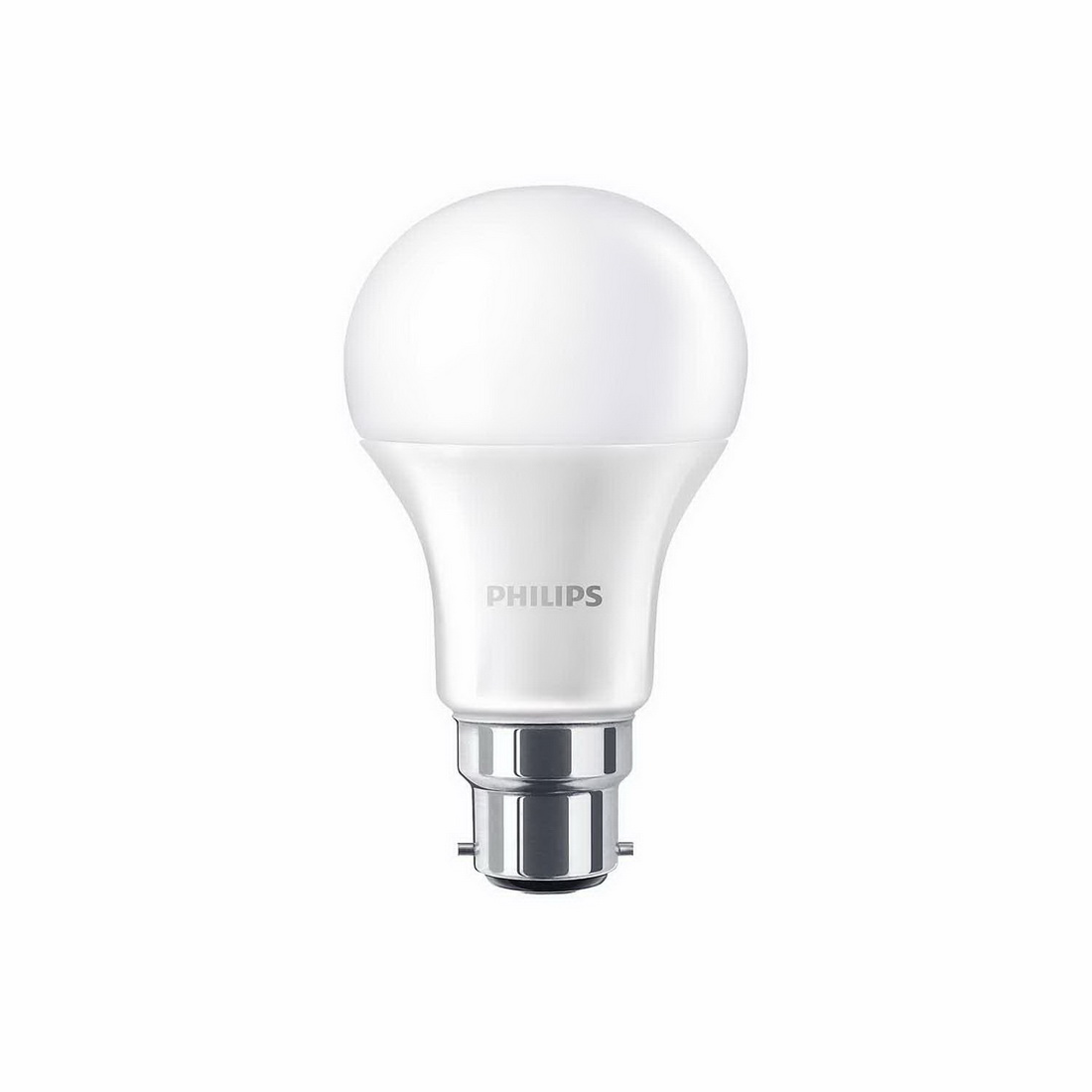 Master 8.5W 806lm B22 2700K A60 Dimmable LED Bulb Warm Glow Frosted