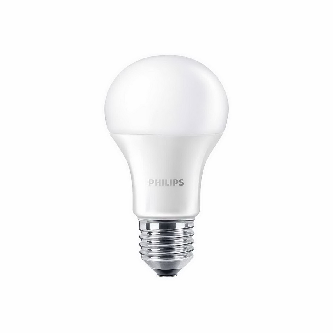 Master 8.5W 806lm E27 2700K A60 Dimmable LED Bulb Warm Glow Frosted