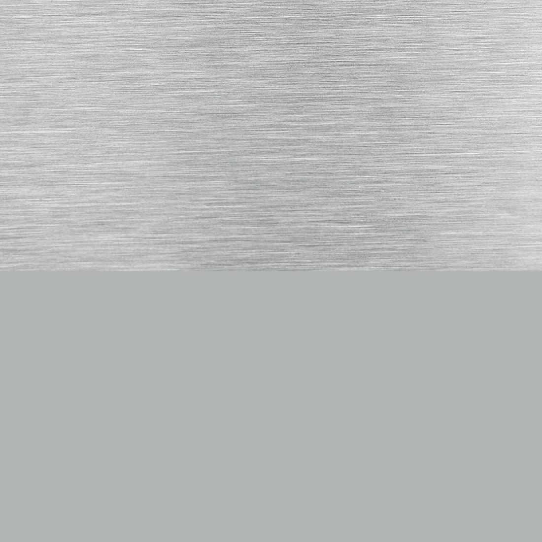 Splash Grey/Brushed Aluminium 4 x 2100 x 1550mm