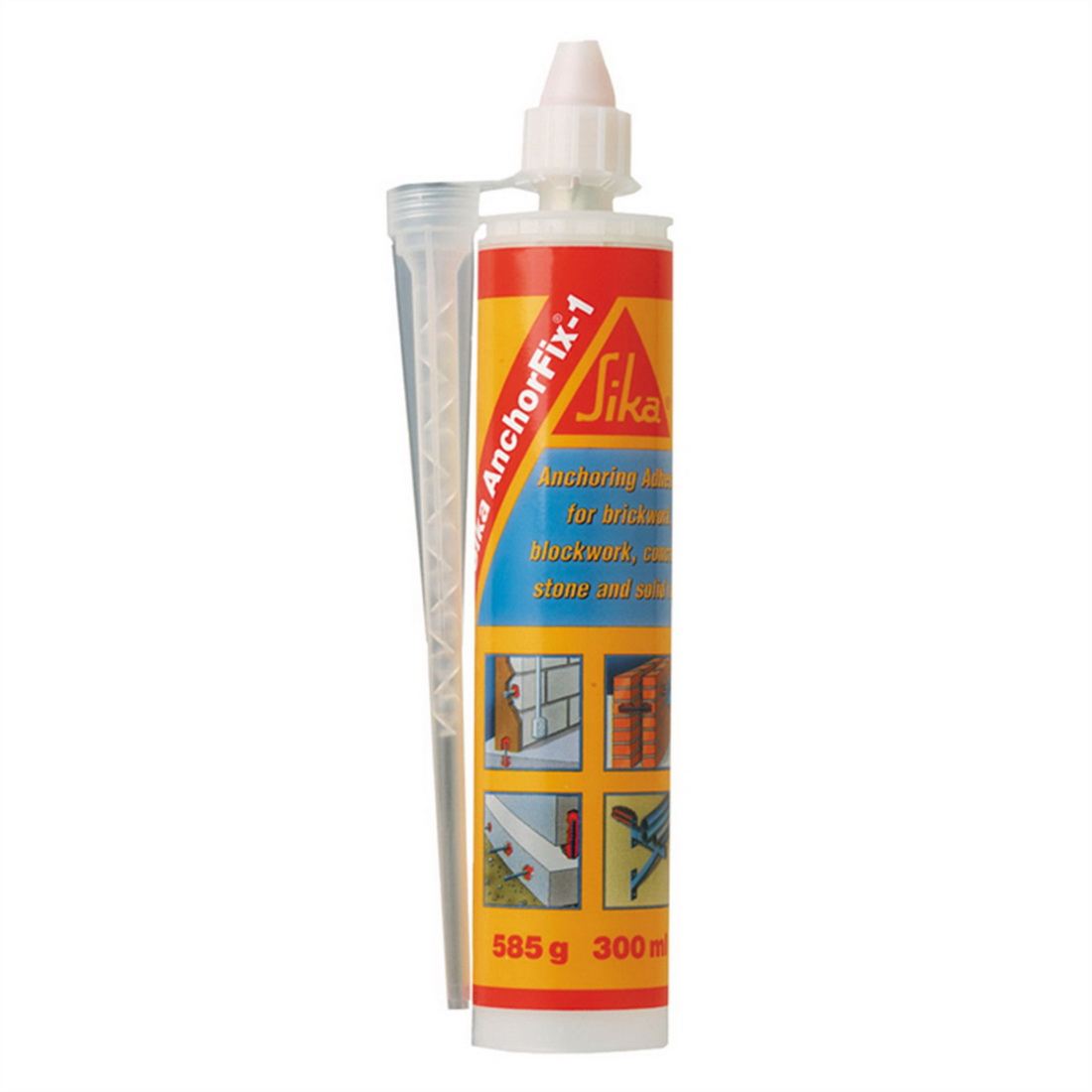 Anchorfix -1 300ml Fast Curing Anchoring Adhesive Cart