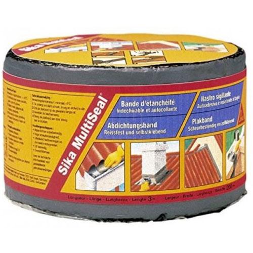 Multiseal T Repair Tape 10m x 100mm Grey