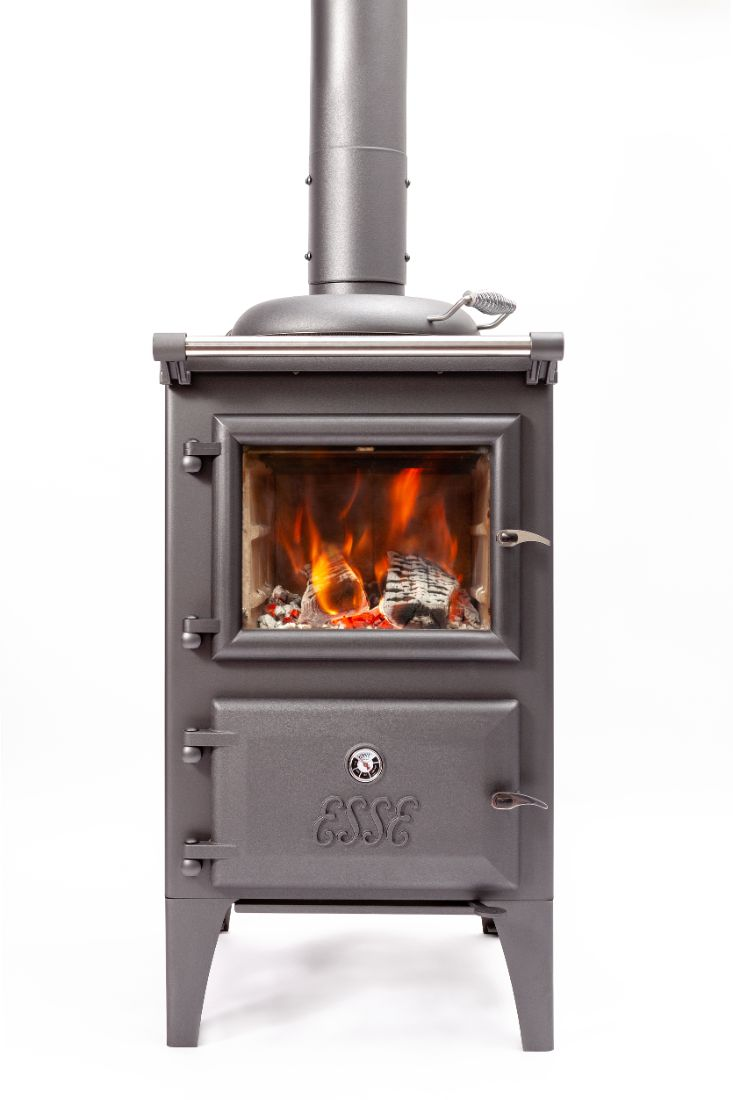 Bakeheart 6kW Wood Fire & Stove w/ Wetback Option