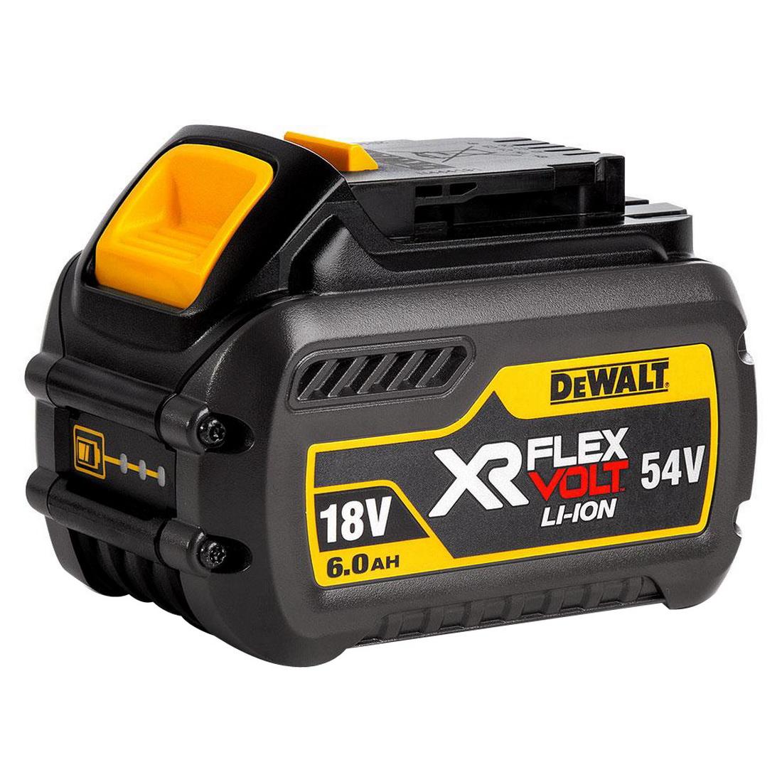FLEXVOLT 18/54V 6Ah XR Lithium-Ion Battery Pack with Fuel Gauge