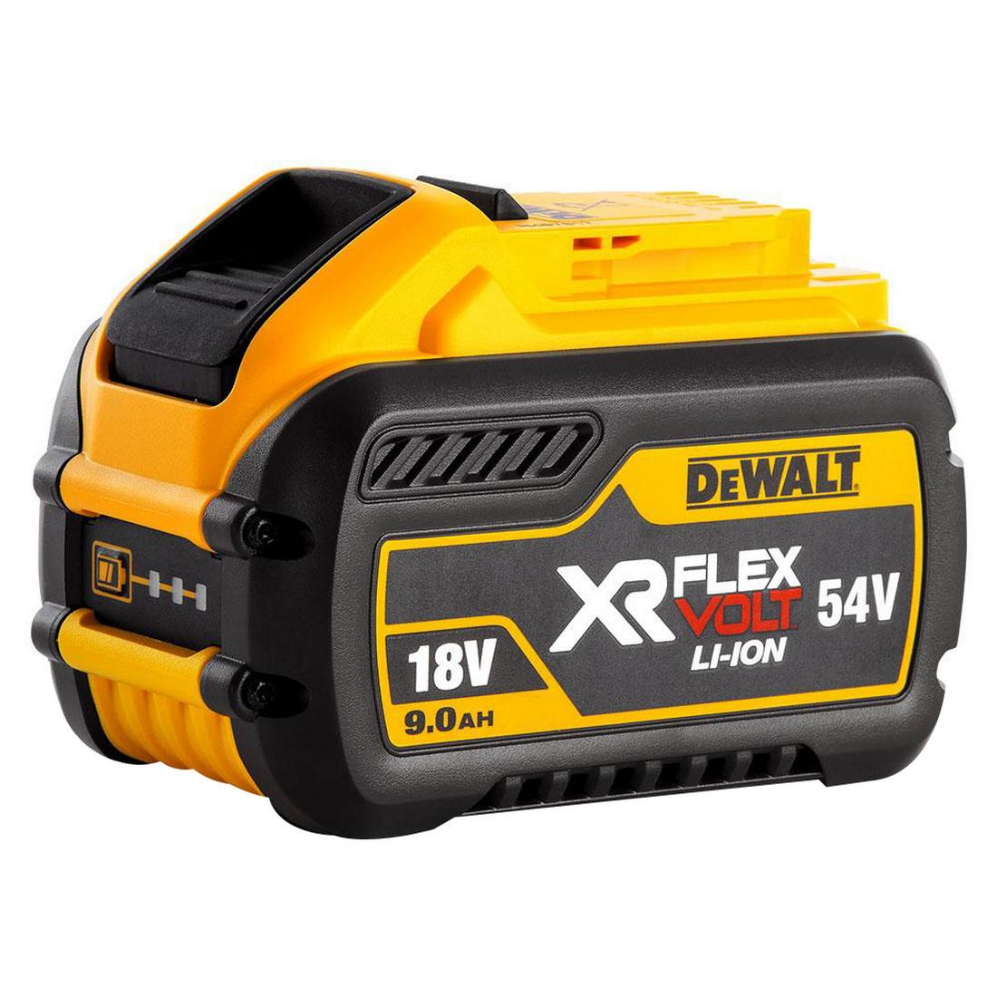 FLEXVOLT 18/54V 9Ah XR Lithium-Ion Battery Pack with Fuel Gauge