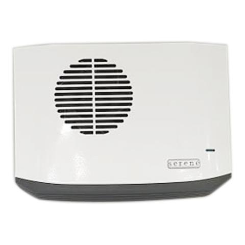 Classic 2.4kW Electric Bathroom Heater White
