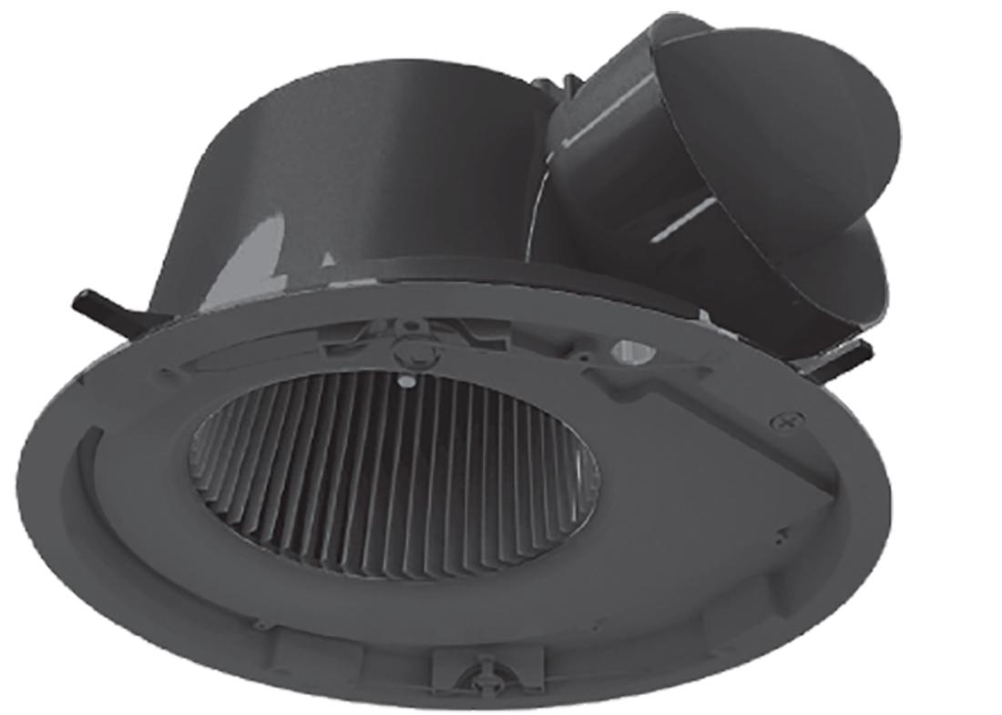 Contour System 225 Bathroom Fan
