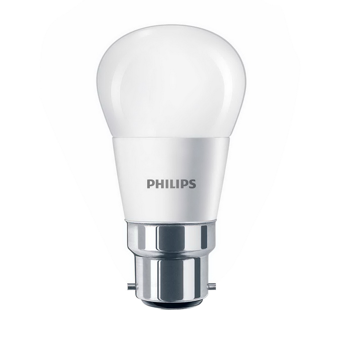5.5W 470lm B22 2700K P45 Non-Dimmable LED Lusture Warm White Frosted