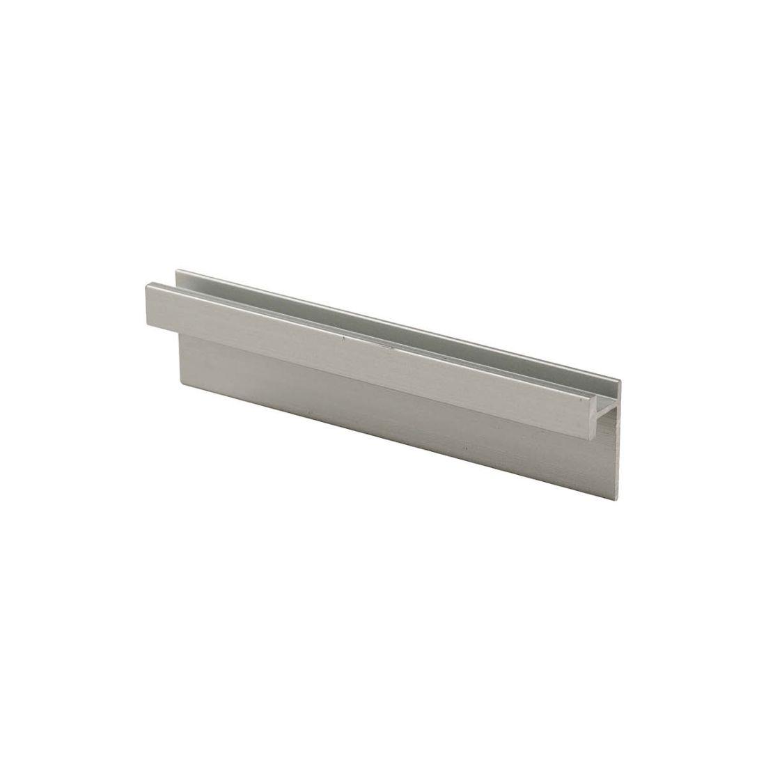 Aluminium H Jointer Concrete 2700 x 4.5mm