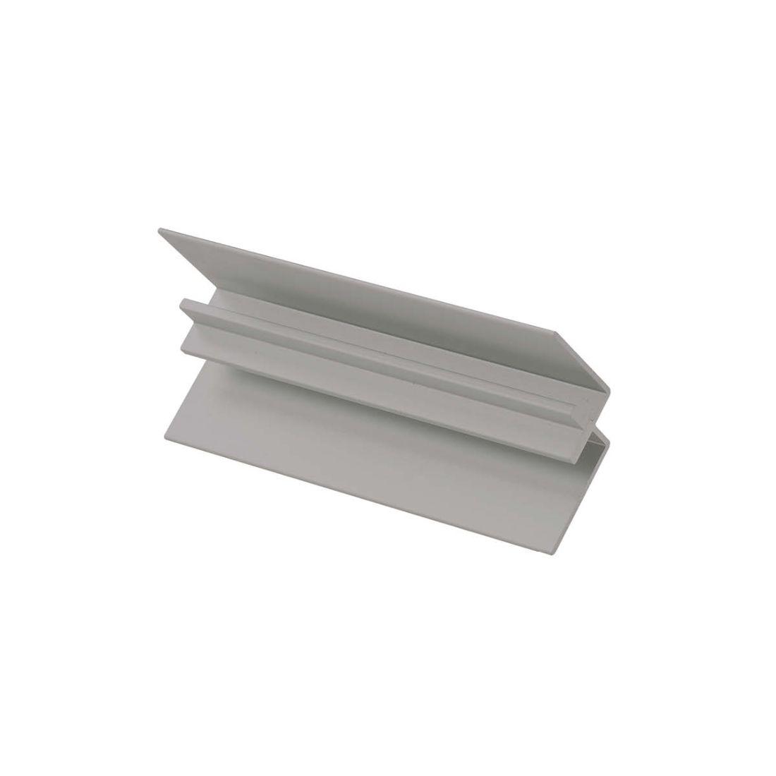 Aluminium Internal Corner Jointer Concrete 2700 x 4.5mm