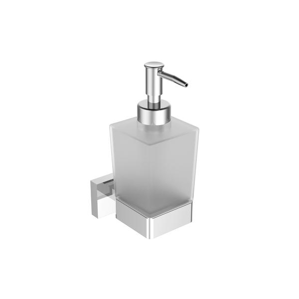 Edge II Soap Dispenser Chrome