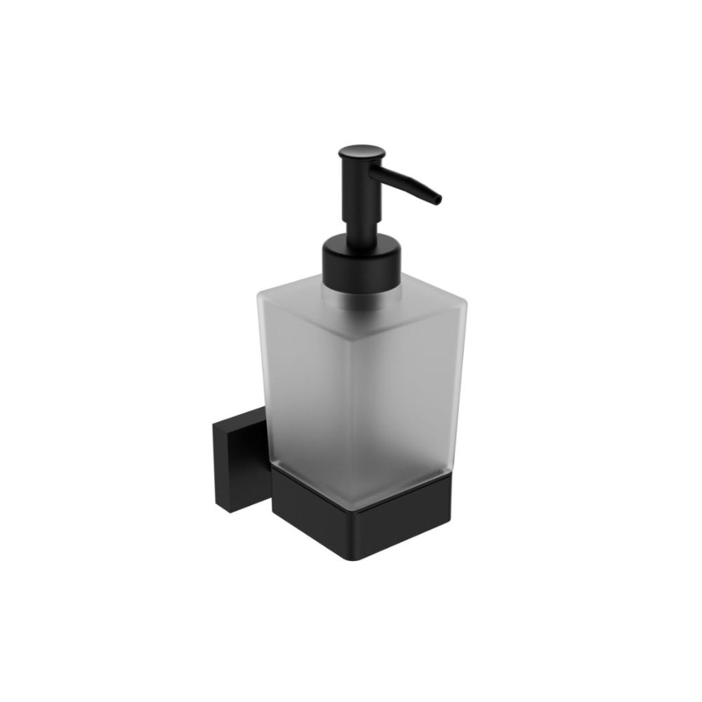 Edge II Soap Dispenser Black