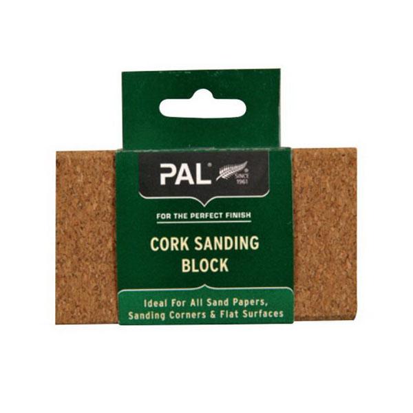 Premium Cork Sanding Block