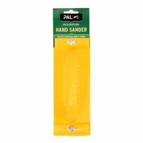 Premium Plastic Hand Sander
