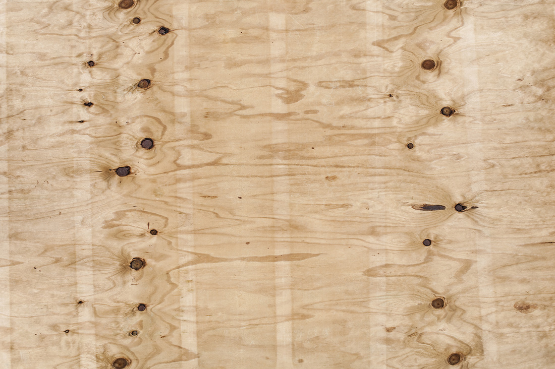 Structural Roofing Plywood F11/F8 Tongue & Groove Edge Untreated DD 2700 x 1200 x 15mm
