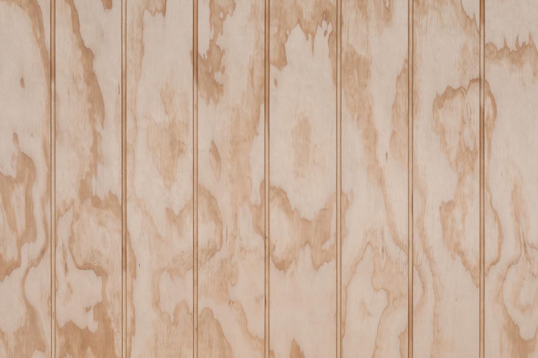 Classic U-Groove Plywood Untreated 2400 x 1200 x 12mm