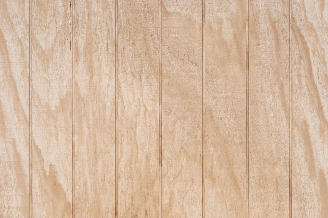 Texture U-Groove Plywood Untreated 2400 x 1200 x 12mm