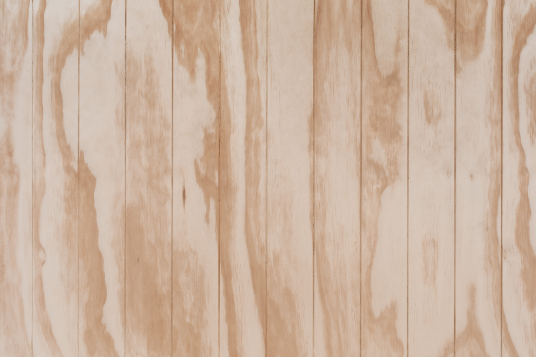 Classic V-Groove Plywood Untreated 2700 x 1200 x 12mm