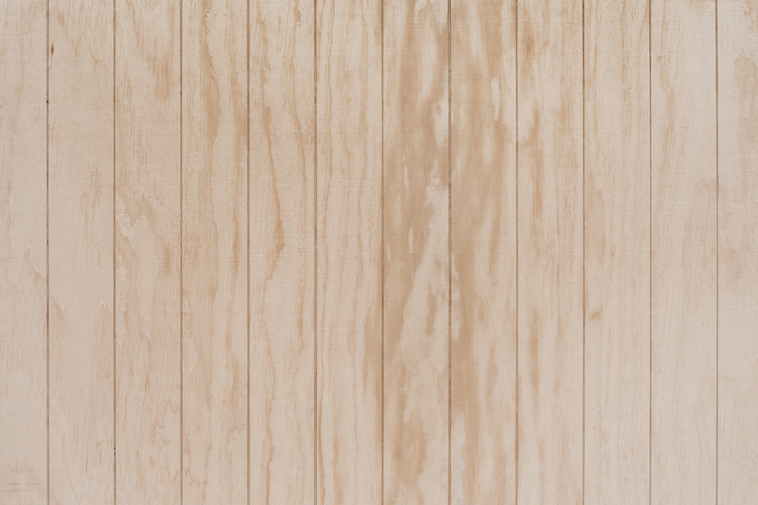 Texture V-Groove Plywood Untreated 2700 x 1200 x 12mm
