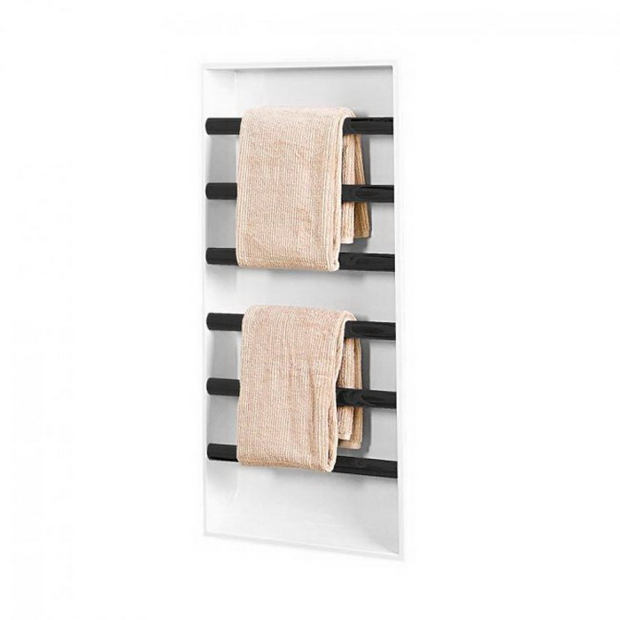 Easyniche Towel Warmer 600 x 800mm Gloss White