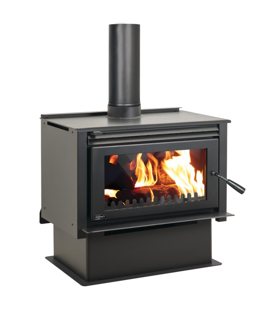 Ruapehu 22kw Clean Air Wood Fire