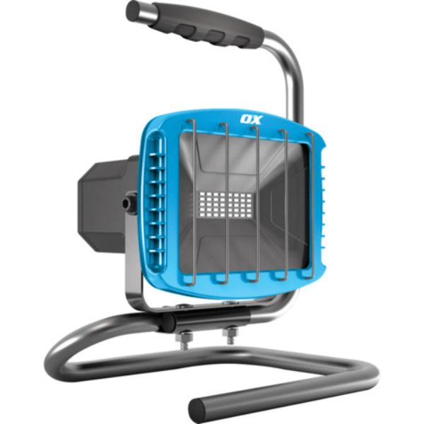 OX PRO 20W LED WORKLIGHT WITH INBUILT BLUETOOTH SPEAKER