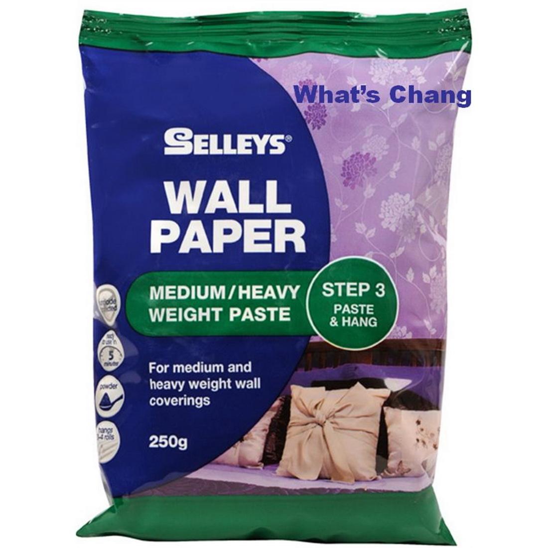 250g Medium/Heavy Weight Wall Paper Paste