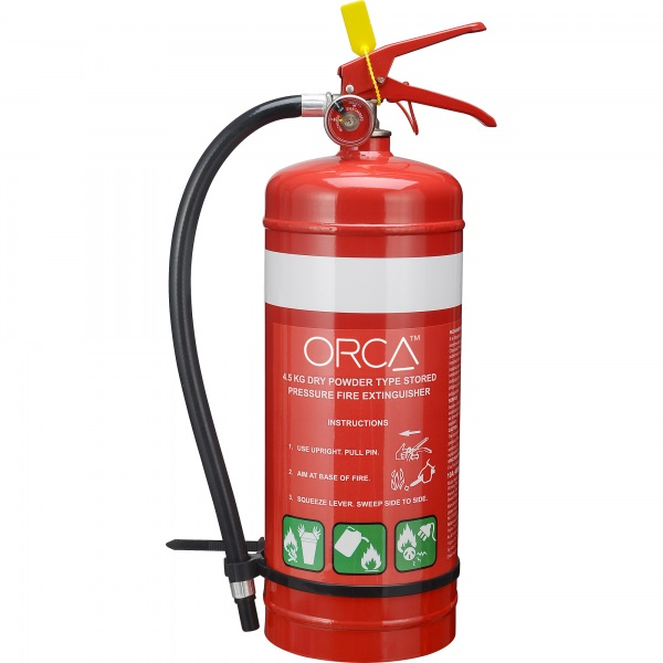 4.5kg ABE Dry Powder Industrial  Fire Extinguisher with Hose