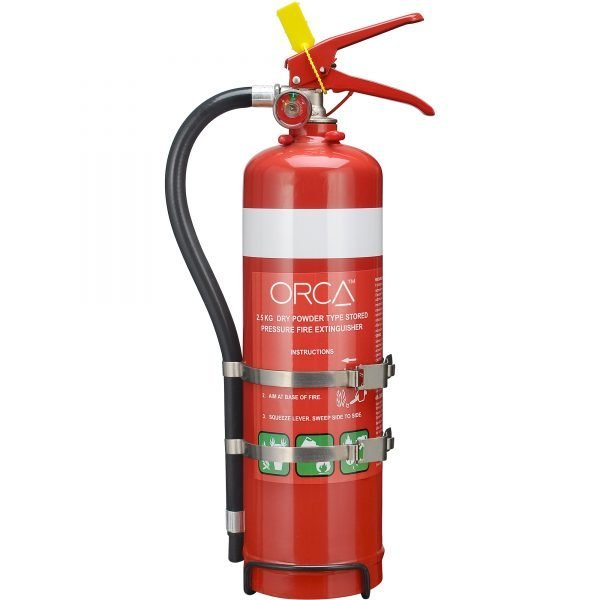 2.5kg ABE Dry Powder General Purpose  Fire Extinguisher with Hose