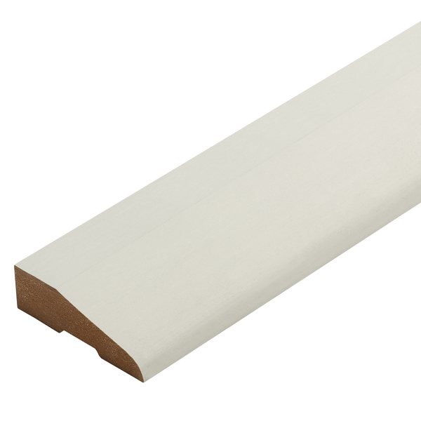 Radiata Pre-Primed Splayed Government Architrave Finger Jointed Untreated 60 x 18mm