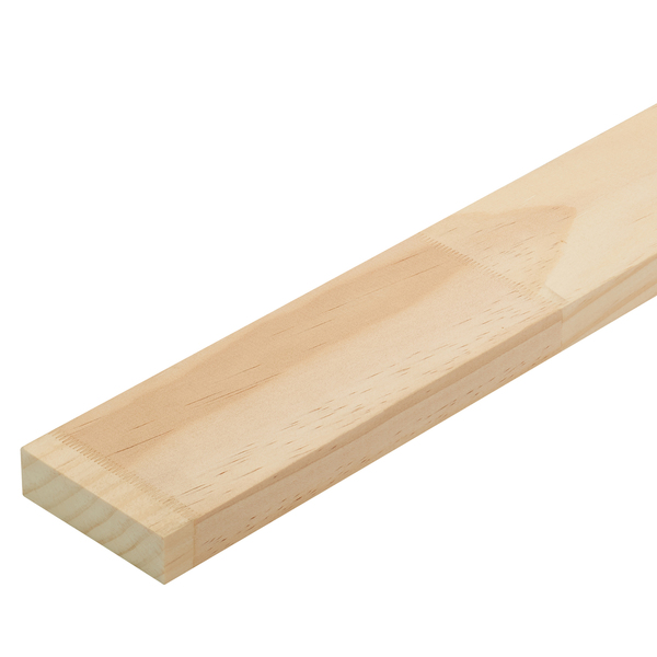 Radiata D4S Board Finger Jointed Untreated 75 x 25mm (65 x 19mm)