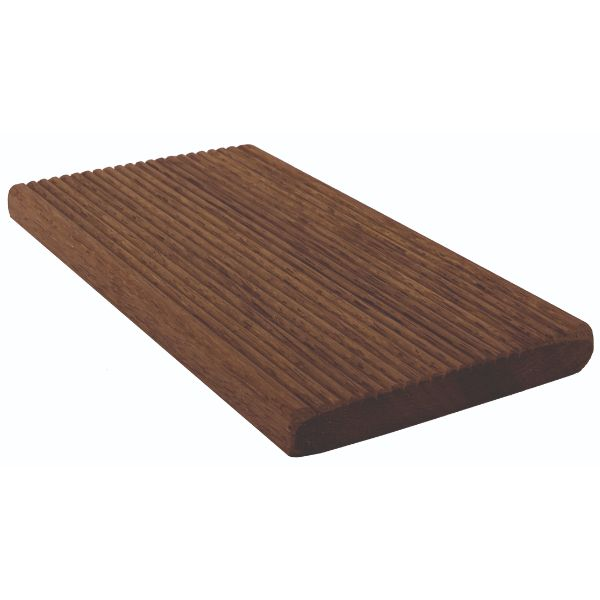 Kwila Griptread Decking Finger Jointed FSC 100 x 25mm (90 x 19mm)