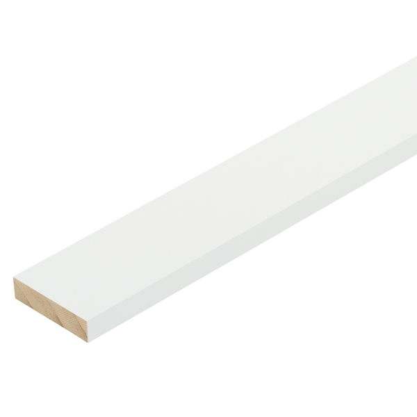 Radiata Pre-Coated D4S Moulding Finger Jointed Untreated 40 x 10mm x 5.4m