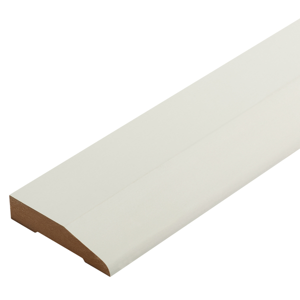 Radiata Pre-Primed Splayed Government Architrave Finger Jointed Untreated 85 x 18mm