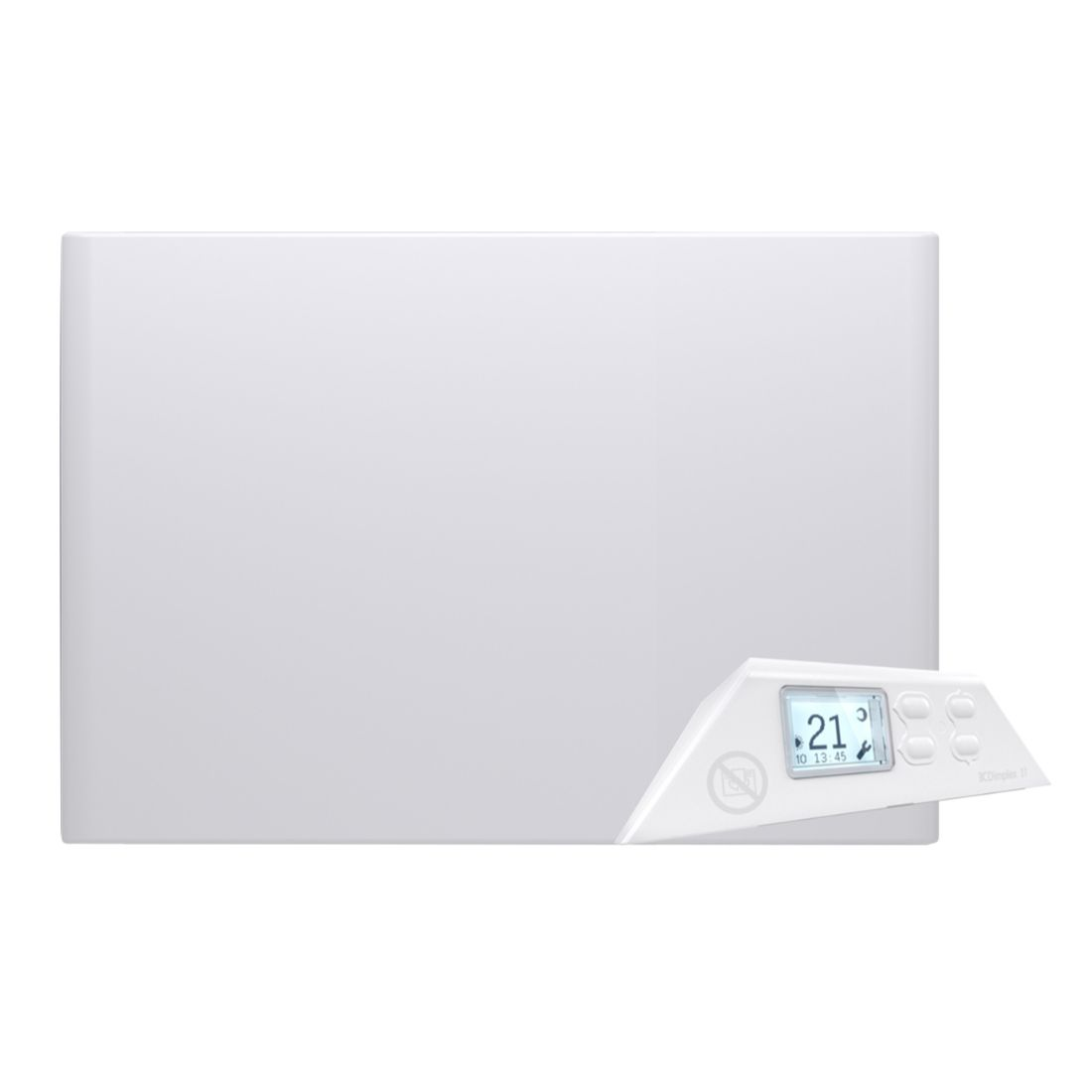 Alta 500W Panel Heater with Programmable Timer Unit