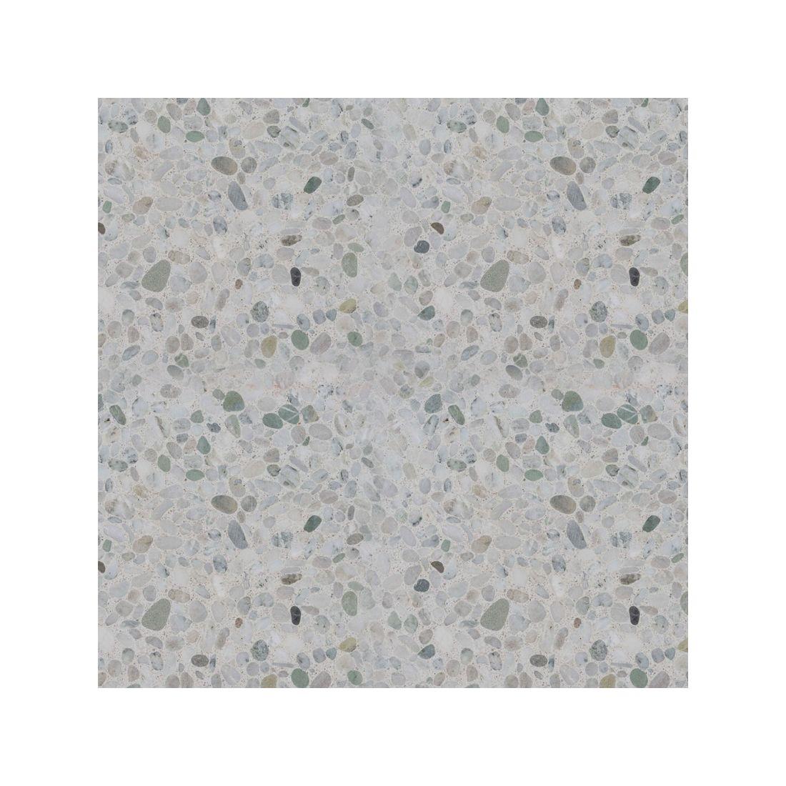 Terrazzo Honed Paver Arctic 600 x 600 x 40mm
