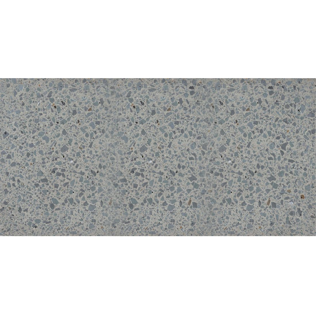 Terrazzo Honed Paver Natural Grey 800 x 400 x 40mm