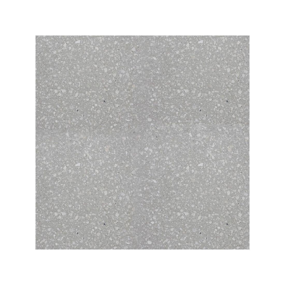 Terrazzo Honed Paver Silver Pearl 600 x 600 x 40mm