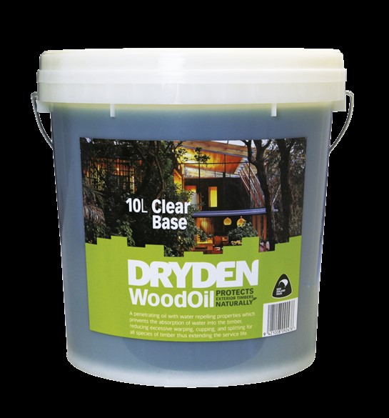Wood Oil Clear Base 10L