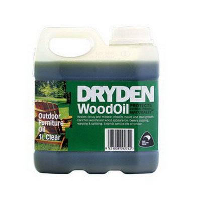 Outdoor Furniture WoodOil 1L DTFW0420-1L