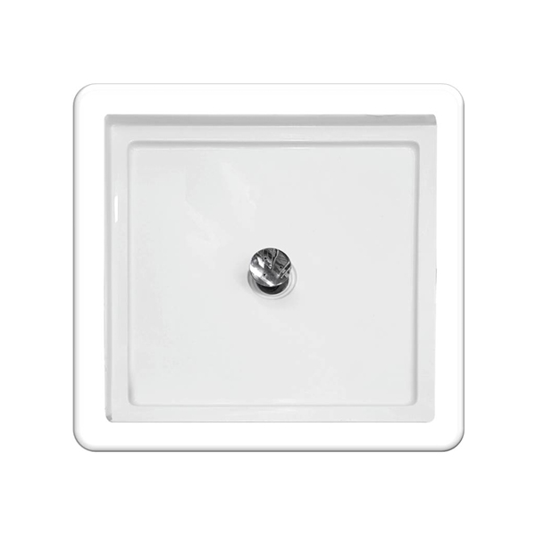 Boston 1000x1000mm Sanitary Grade Shower Base