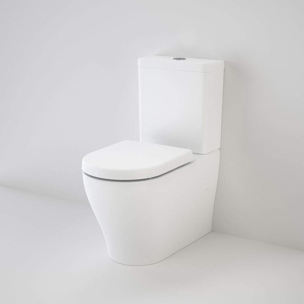 Luna Wall Faced Toilet Suite Back Entry 829720W
