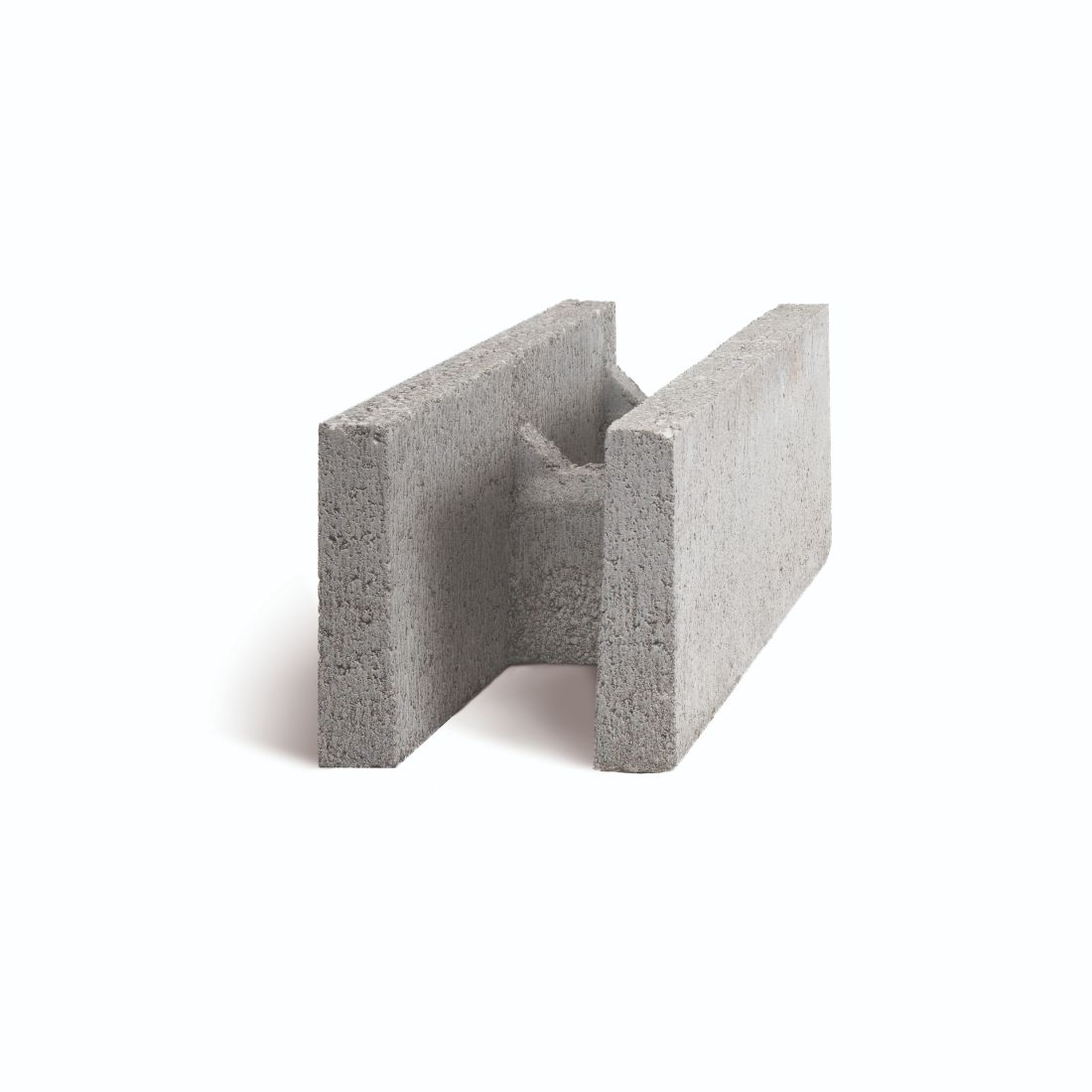 20.16 Open End Bond Beam Block 390 x 190 x 190mm
