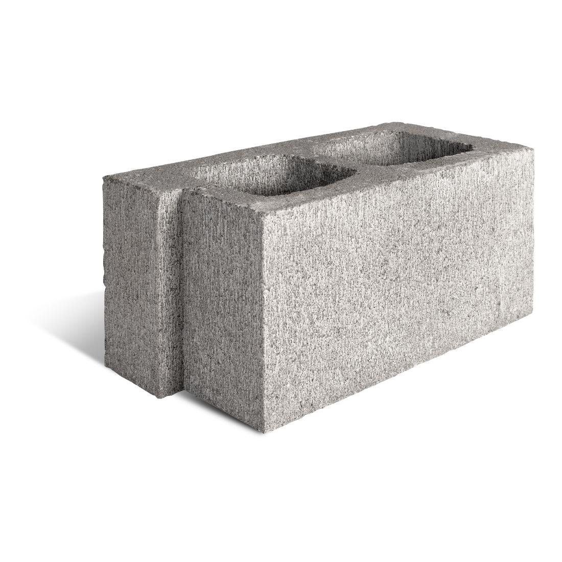 20.19 Three Quarter Block 390 x 190 x 190mm
