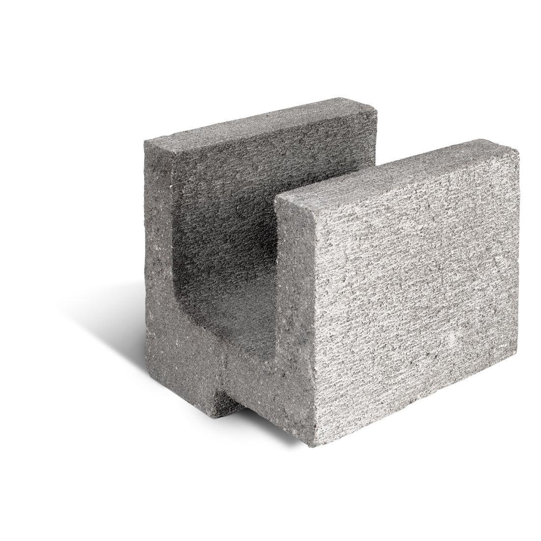 20.11R Rebate Lintel Block 190 x 190 x 190mm