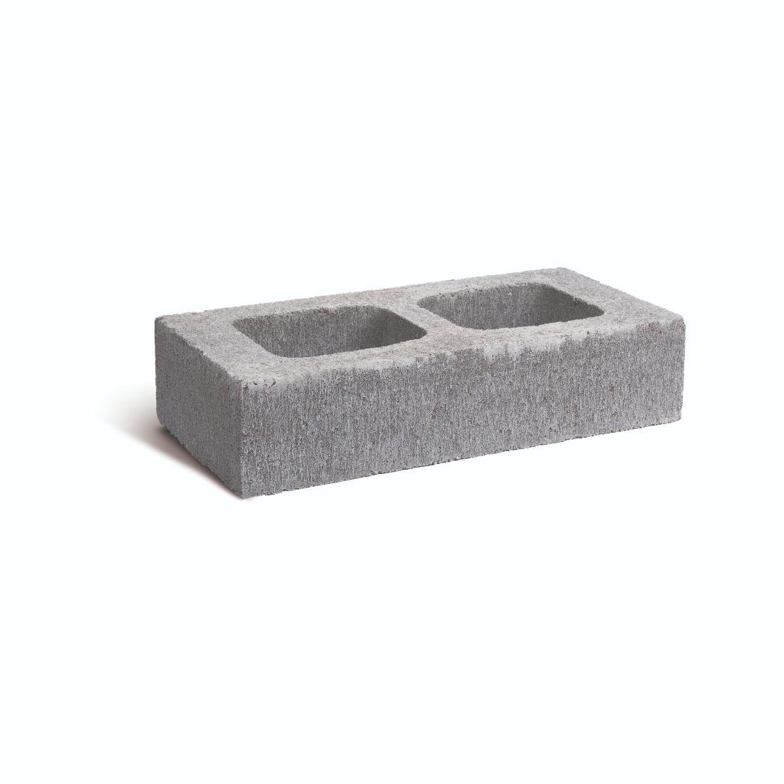 H20.04 Plain End Half High Block 390 x 190 x 90mm