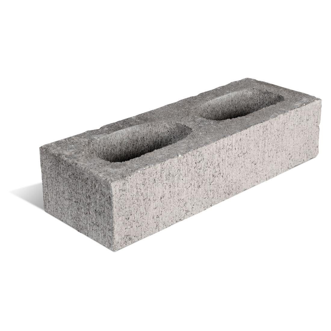 H15.04 Plain End Half High Standard Block 390 x 140 x 90mm