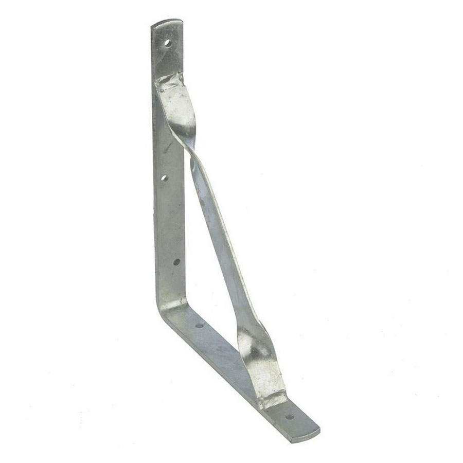 Angle Bracket (With Gusset) Galvanised B565